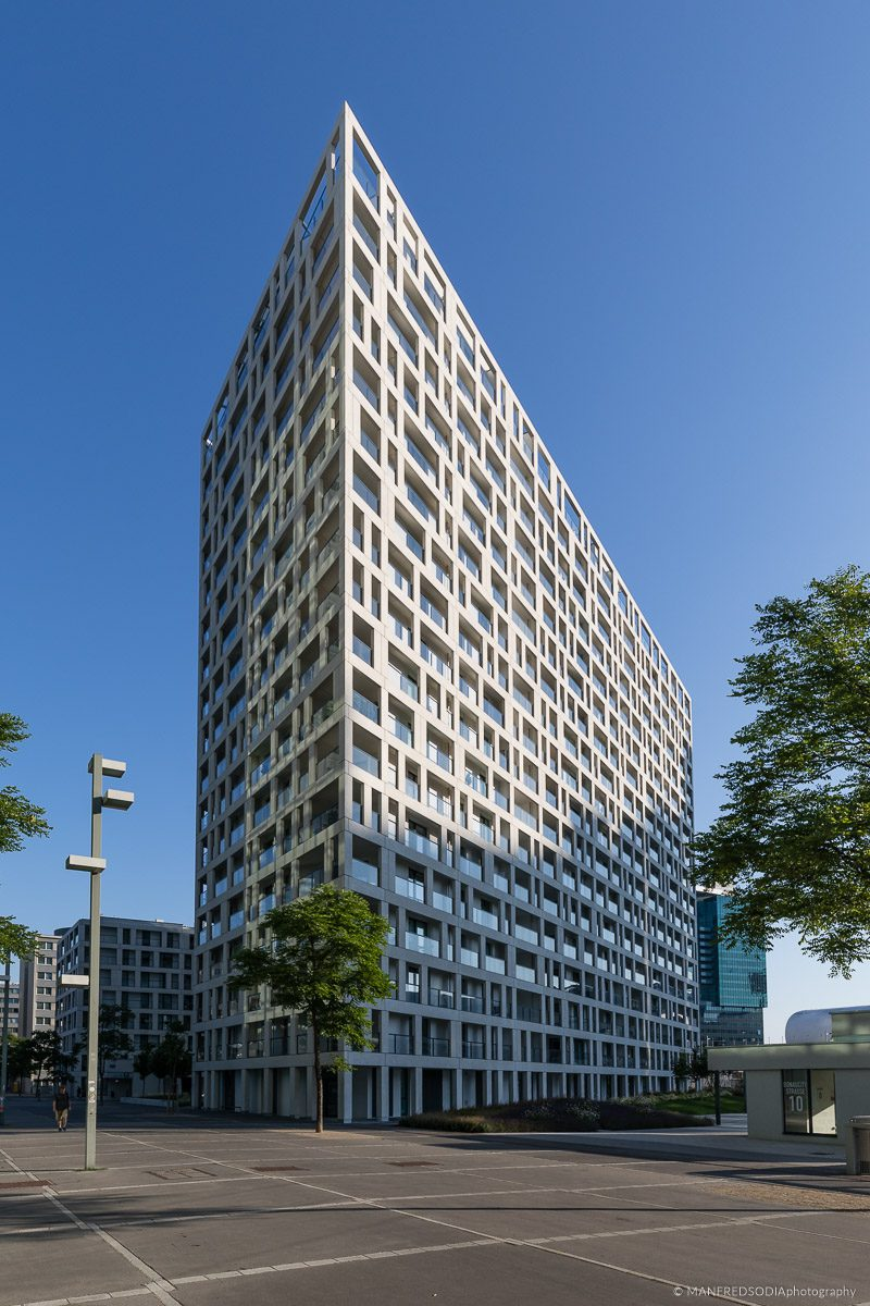 DC Living, Architekten Baumschlager Hutter Partners, Bild von MANFRED SODIA photography