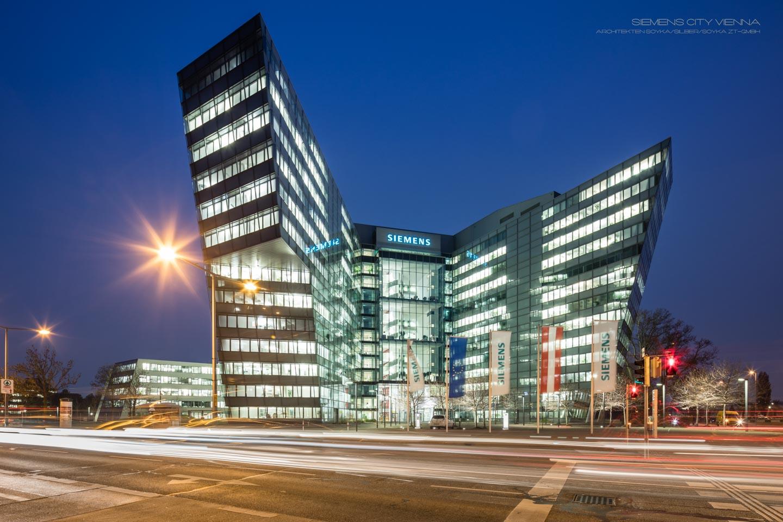 Siemens City Vienna, Soyka Silber Soyka Architekten ZT GmbH, Bild von Manfred Sodia - MANFREDSODIAphotography