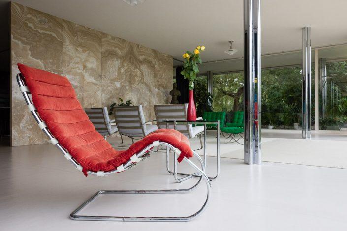 Villa Tugendhat, Brünn, Interieurfotografie von MANFRED SODIA photography