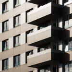 imove, Hlawkagasse 6, Sozialbau AG, MANFRED SODIA photography, Streiflicht, Balkon